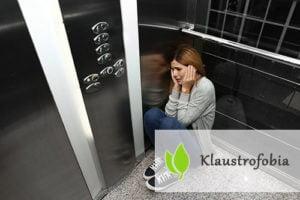 Klaustrofobia - objawy i leczenie