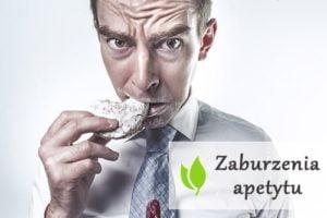 Zaburzenia apetytu - główne przyczyny