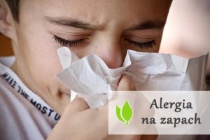 Alergia na zapach