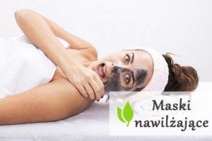 Maski nawilżające w zabiegach kosmetycznych