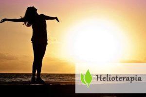 Helioterapia - leczenie słońcem