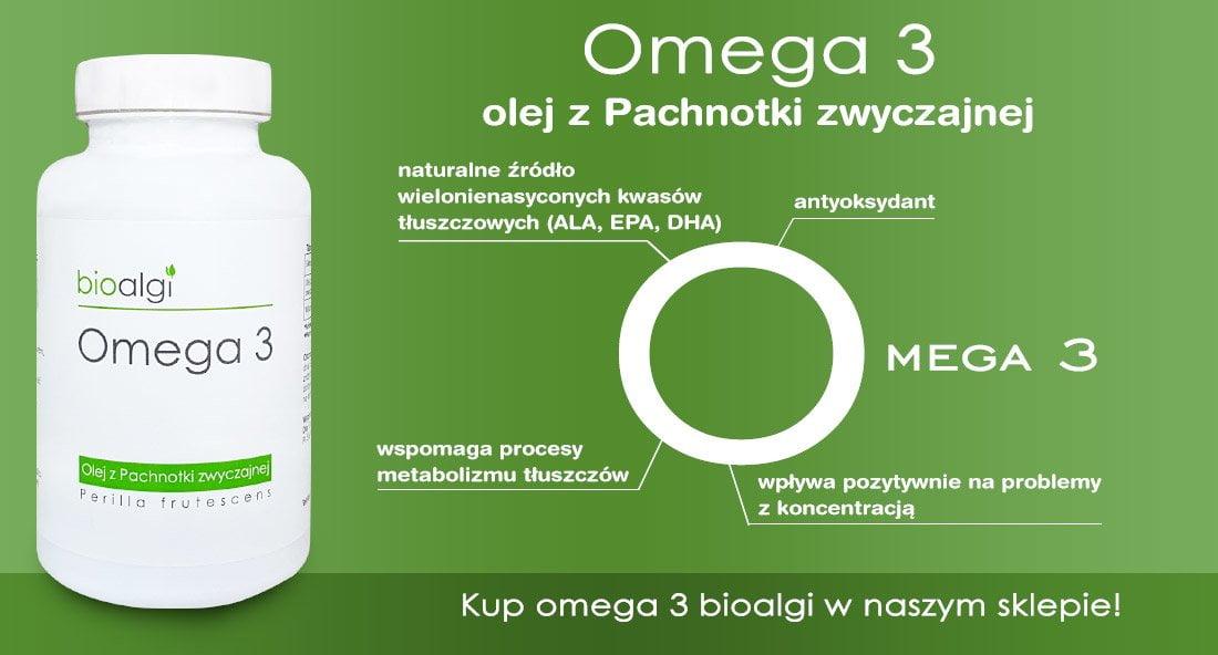 Omega 3 bioalgi