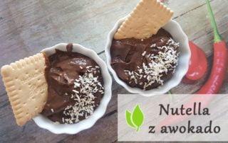 Naturalna Nutella z awokado