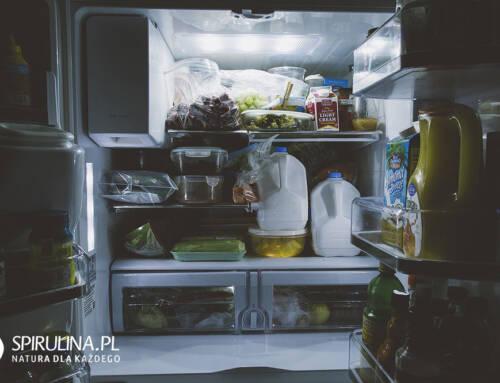 Przechowywanie żywności – wskazówki