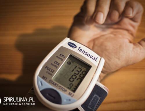 Nadciśnienie tętnicze – dieta