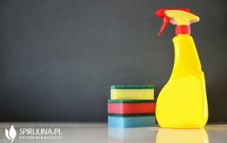 Naturalne środki czyszczące