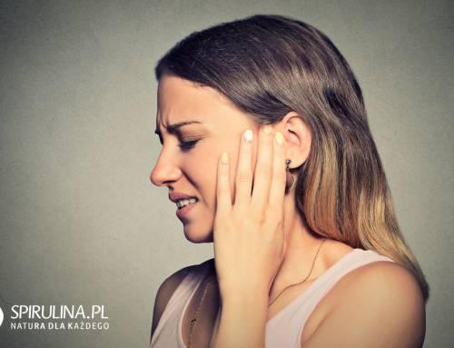 Co zrobić gdy szumi w uchu