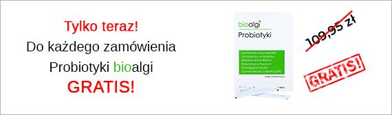 Probiotyki bioalgi gratis
