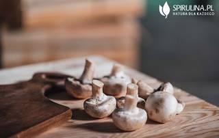 Czy grzyby są ciężkostrawne?