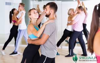 Korzyści płynące z tańca