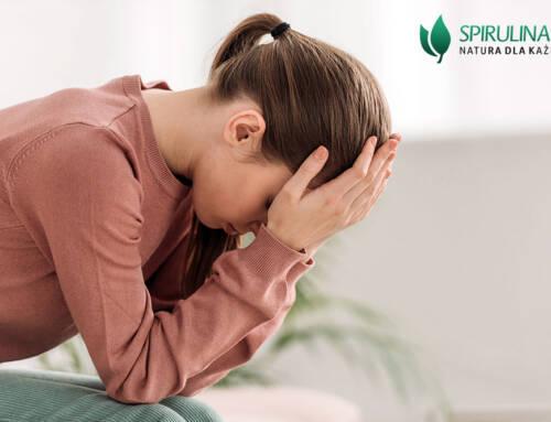 Histaminowy ból głowy