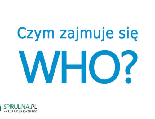 Czym zajmuje się WHO?
