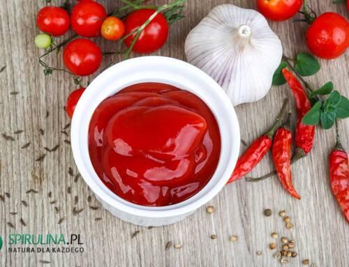Jak zrobić ketchup?